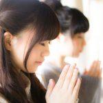 お祈り画像